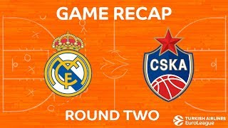 Highlights: Real Madrid -CSKA Moscow