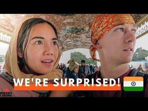 INCREDIBLE Place Exists In Delhi - BIGGEST Langar At Gurudwara ! 🇮🇳