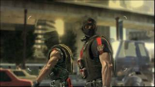 Army of Two: The 40th Day Intro Trailer