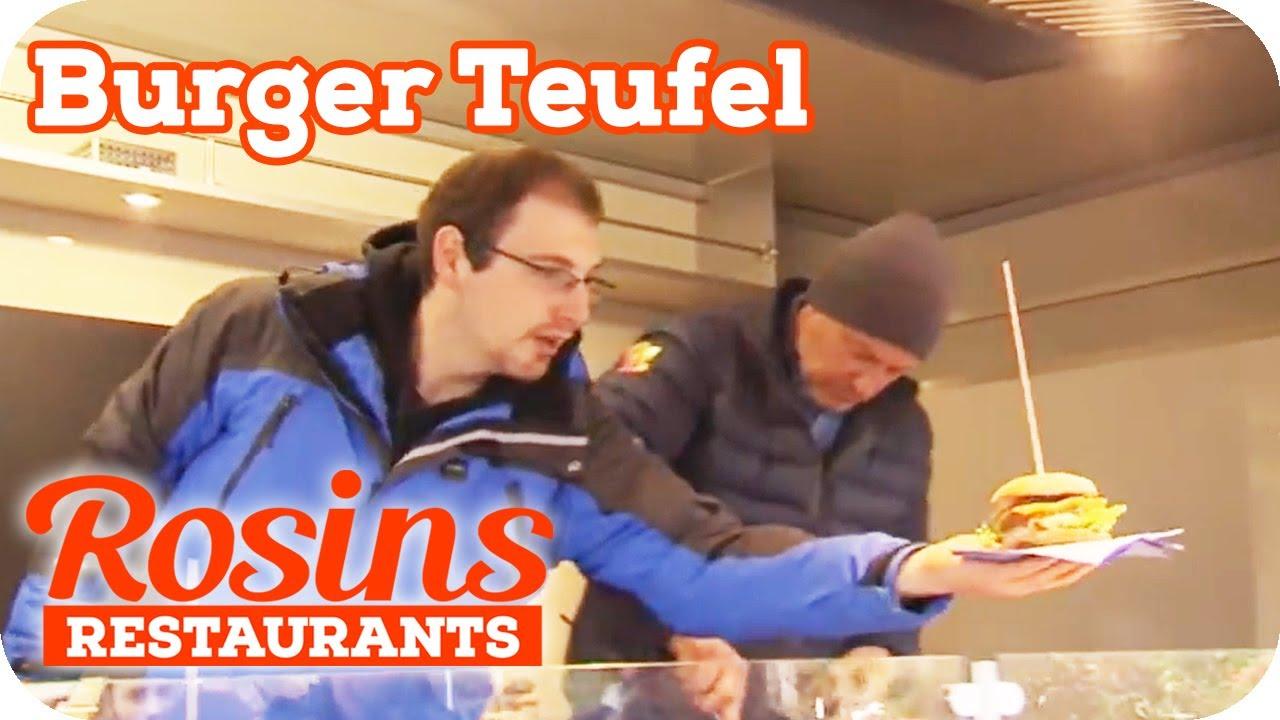 Feuertaufe: Kann Christof die hungrige Meute bezwingen? | 6/7 | Rosins Restaurants | Kabel Eins