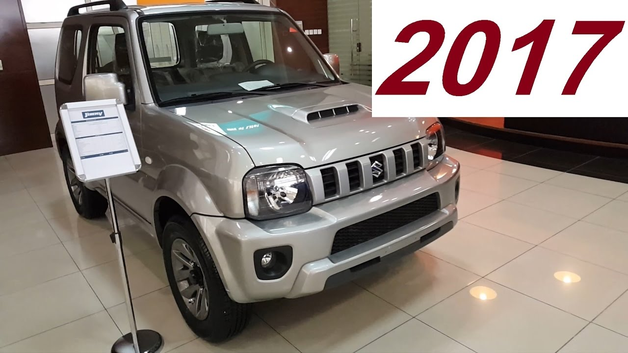 Jeep 4x4 2017 >> ‫سوزوكي جيمني 2017 فل Suzuki Jimny 4x4 in UAE‬‎ - YouTube
