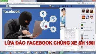 lừa đảo facebook messenger | Cảnh giác với những chiêu lừa đảo qua Facebook