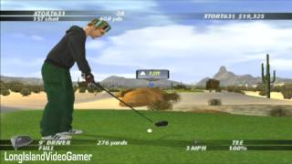 Tiger Woods PGA Tour 2005: Gameplay (PS2)