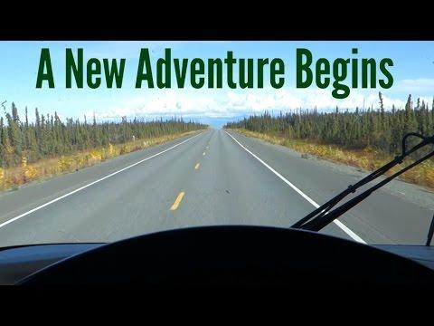 An EPIC RV road trip begins! [RVlog #1]