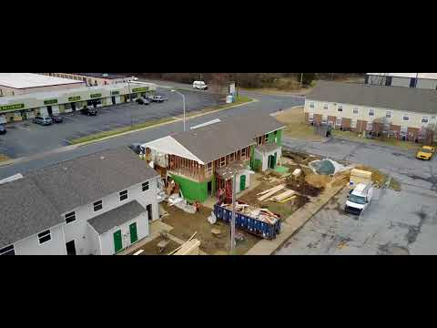 Greenwood Village - Affordable Housing for the Community of Cambridge, Maryland.