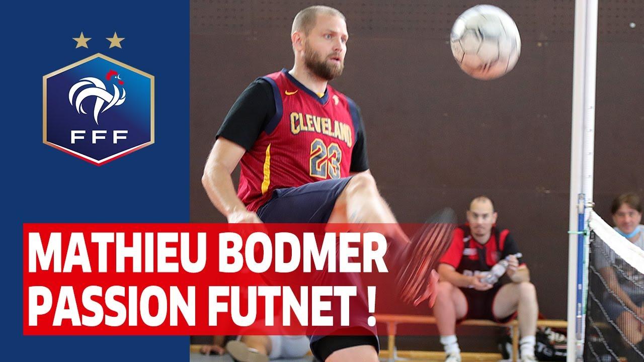 Mathieu Bodmer, sa passion pour le Futnet I FFF 2020