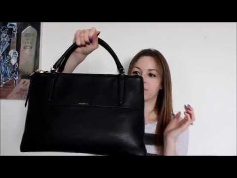 5215bc4144 Coach Borough Review - Pebbled Leather - YouTube