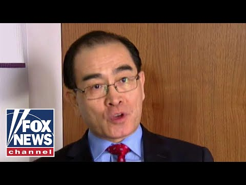 North Korean defector praises President Trump's summit decision