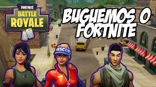 LET'S GET THE FORTNITE! -Ft. Eto, King of the Toddynho
