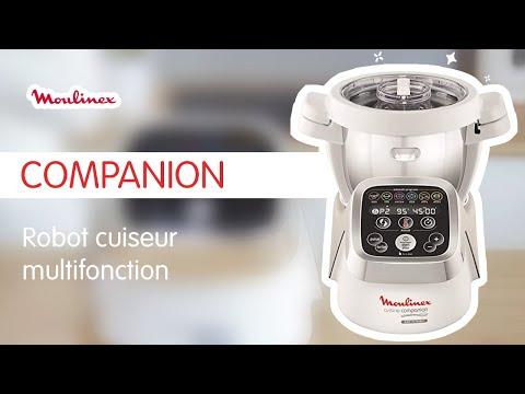 Pourquoi choisir le robot cuiseur companion de moulinex youtube - Robot cuiseur moulinex ...