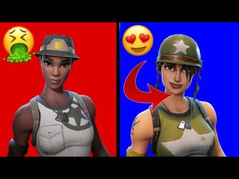 OG SKINS I REGRET BUYING...(Season One Player Tells All) Fortnite Battle Royale