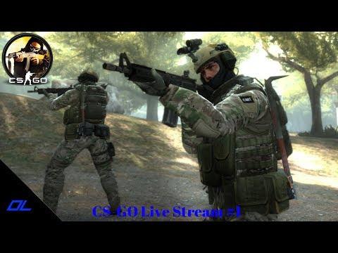 100 Subscriber Special!!!  ( CS-GO Live Stream #1 )