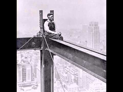 Construction Of The Empire State Building Youtube