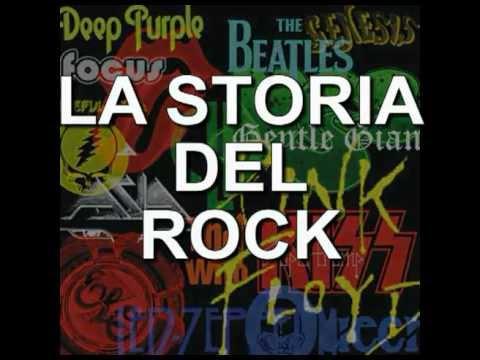LA STORIA DEL ROCK - by Luca Falco & Andrea Martongelli