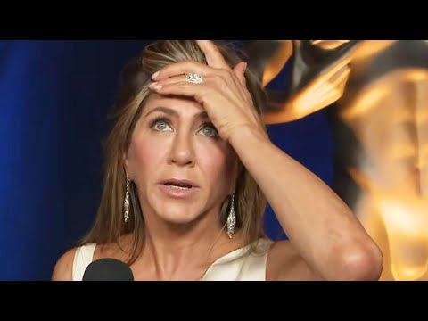 Jennifer Aniston on Forgetting to Thank EXTRAORDINARY Cast in Acceptance Speech  SAG Awards 2020