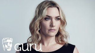 Kate Winslet shares her acting secrets