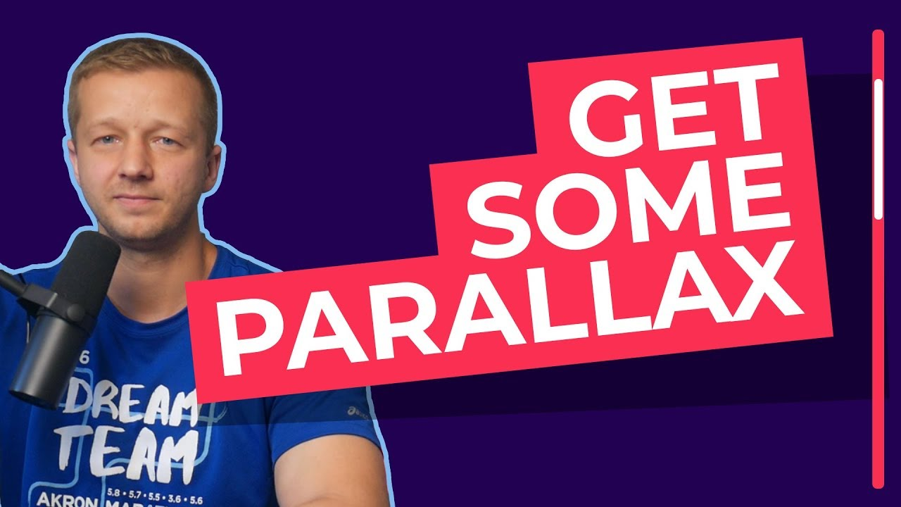 Use Rellax js to Create this Awesome Parallax Scrolling Effect