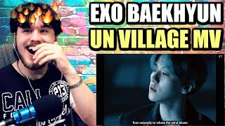 BAEKHYUN 백현 'UN Village' MV | HE BIAS WRECKED THE WORLD! | REACTION!!