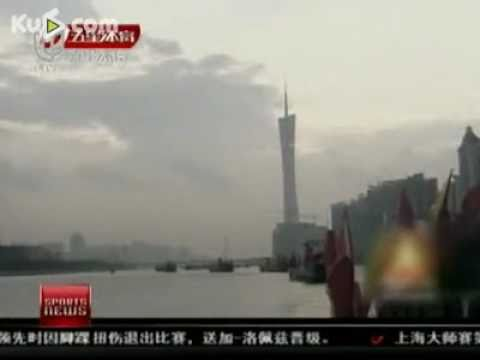 Guangzhou 2010 Asian Games - Opening Ceremony Rehearals 2