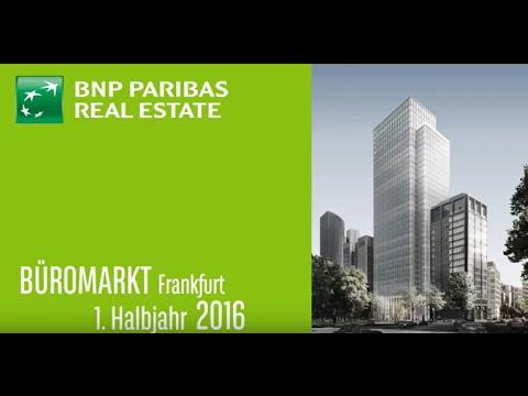 Büromarkt Frankfurt erstes Halbjahr 2016