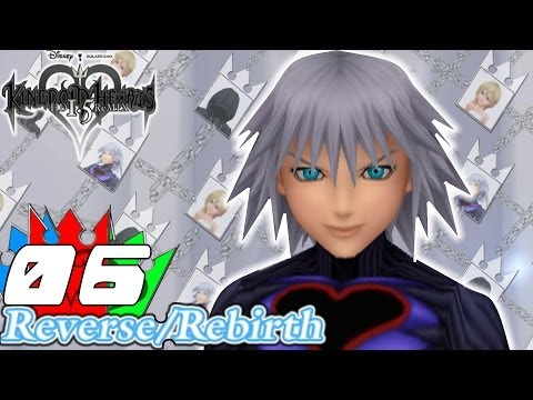 Kingdom Hearts HD 1.5 ReMIX - Re:Chain of Memories Reverse/R