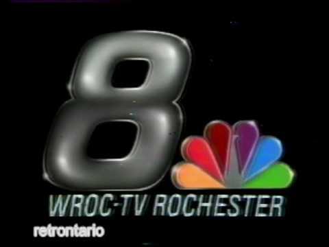 WROC-TV 8 Rochester ID 1988