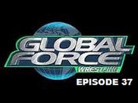 WWE 2K15 Episode 37 Global Force Wrestling Tuesday Night Global Impact