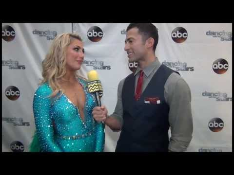 Dancing with the Stars - Emma Slater One on One Interview w ...