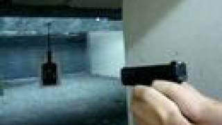 Prácticas con Pistolas 9 mm en Panamá