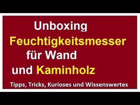 Feuchtigkeitsmesser Holz Und Wand Brennenstuhl Detektor Feuchtes
