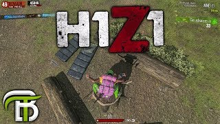 MOST INTENSE ENDING ALL SEASON (H1Z1)