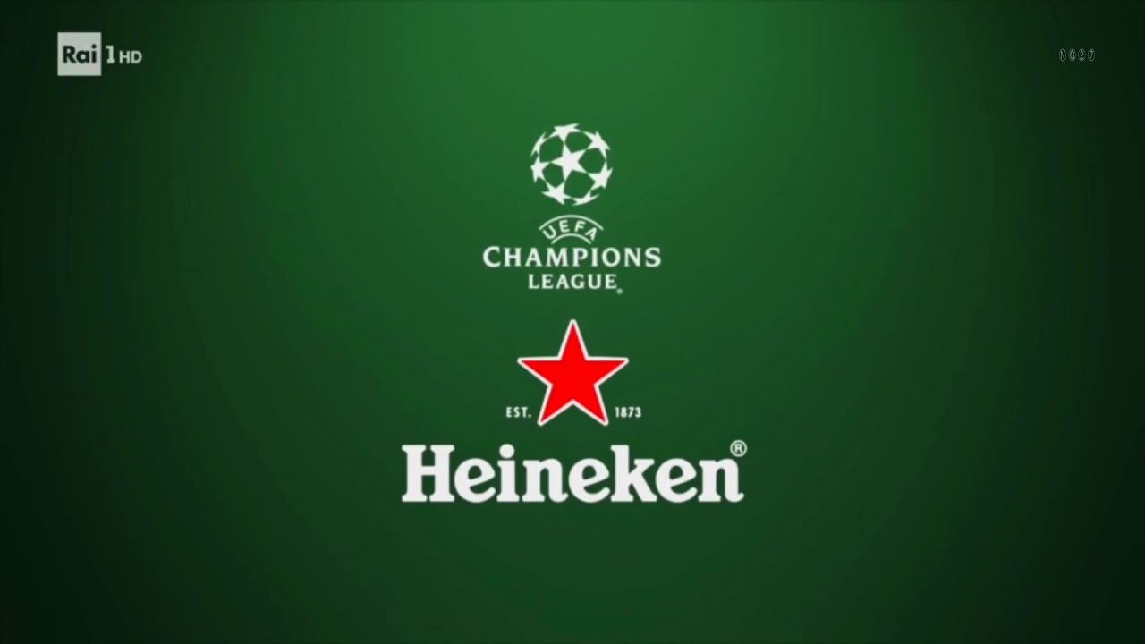UEFA Champions League Final Madrid 2019 Outro - Heineken & Lays IT