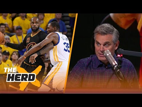 Kevin Durant became the latest player to take a shot at LeBron James - Why?  | THE HERD
