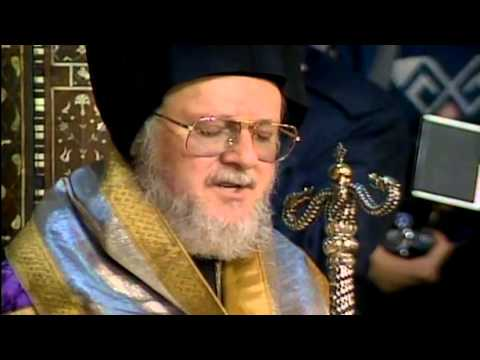 Enthronement of Patriarch Bartholomew