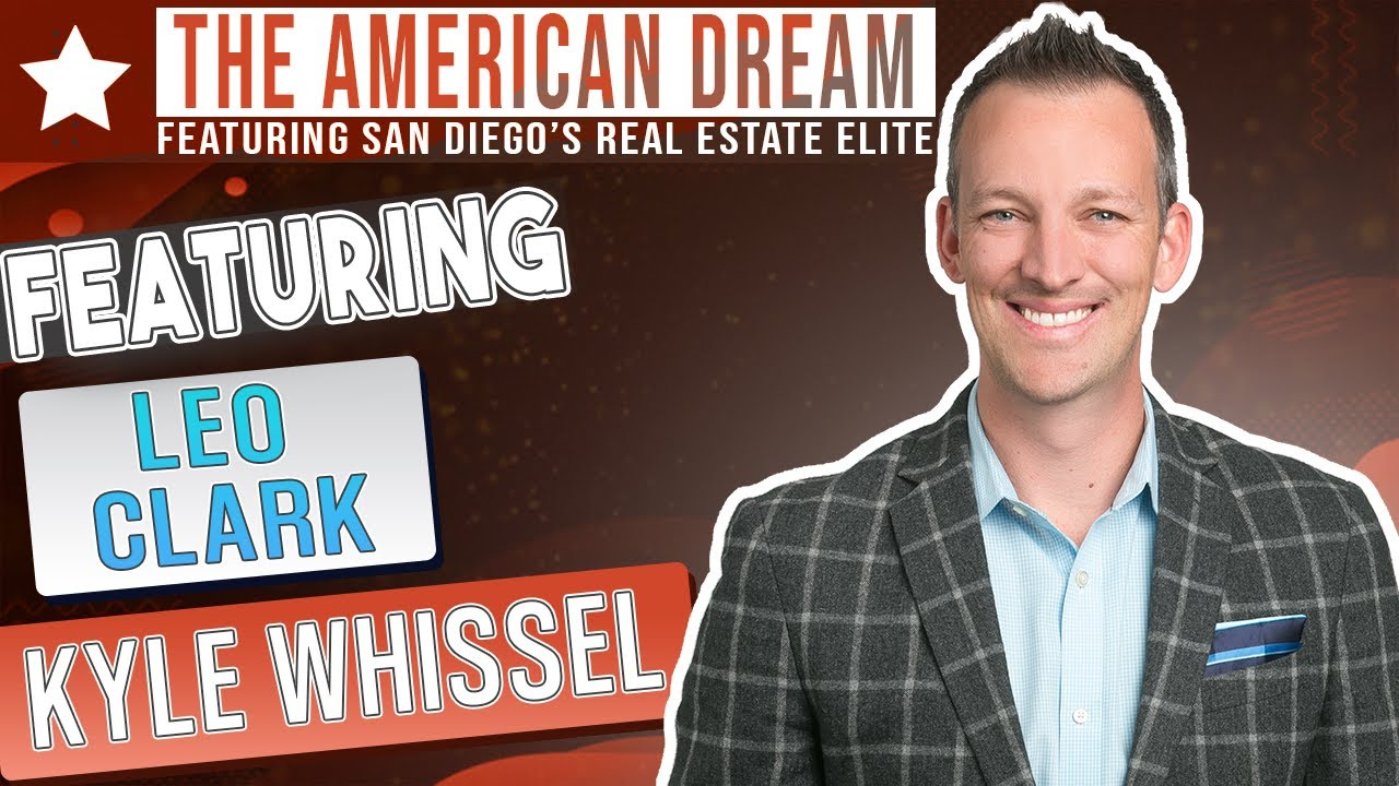The American Dream featuring Kyle Whissel and Leo Clark with C R E S T  Investment Group