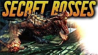 Repeat youtube video Skyrim Remastered Secrets - TOP 3 HIDDEN BOSSES ! (Secret Boss Fights Of Skyrim)