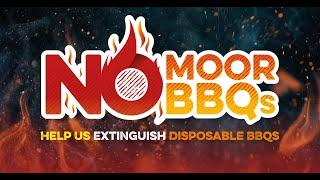 No Moor BBQs - Help ban disposable BBQs on the moors