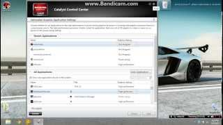 how to enable your dedicated graphics card on lenovo g500 amd radeon hd 8570m