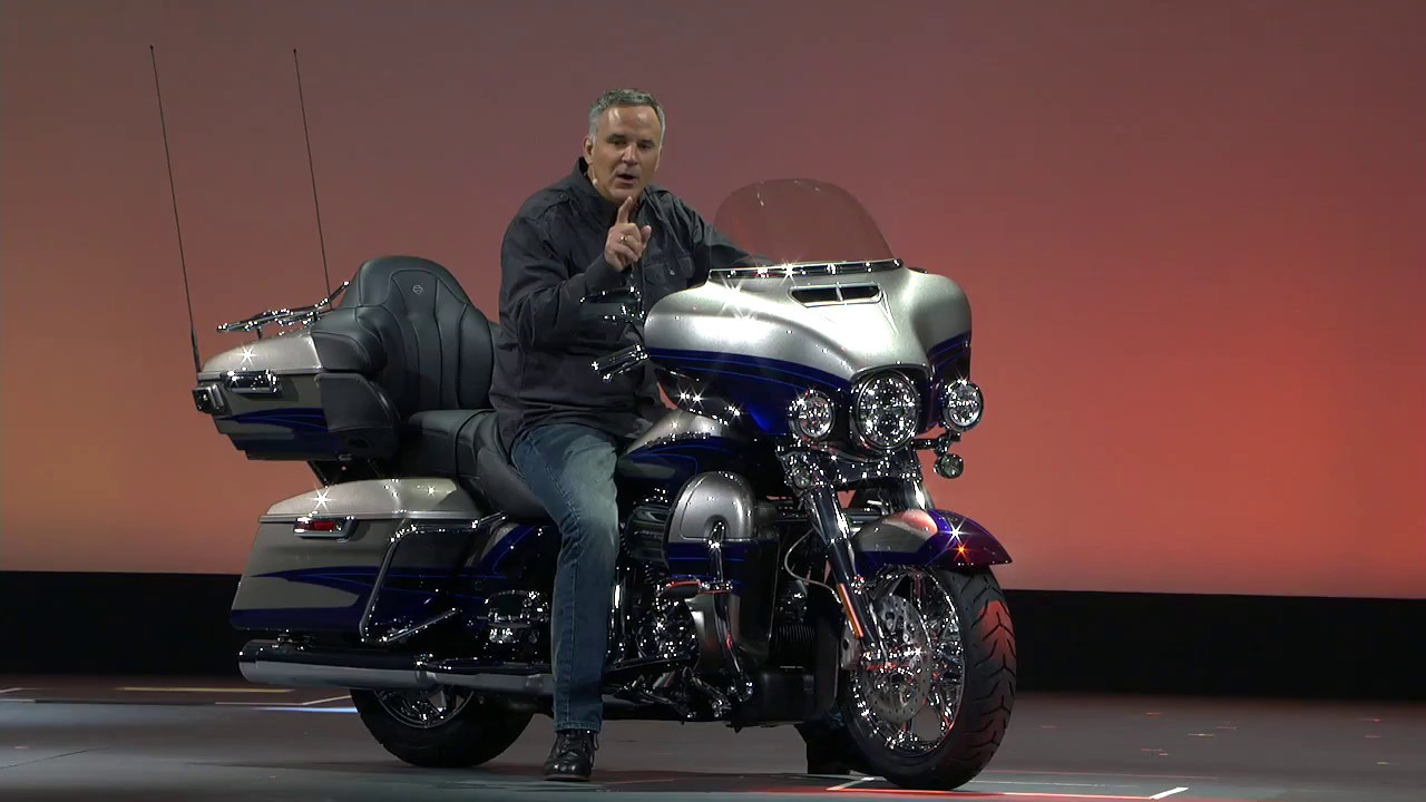 Harley Davidson's Annual Dealer Meeting (Ex Awards 2017) - YouTube