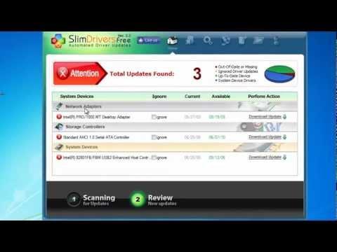 Como Baixar E Instalar Drivers - SlimDrivers