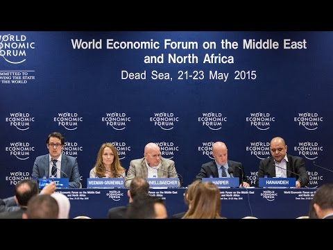 Jordan 2015 - Press Conference: The Situation of Refugees in the Region