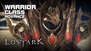 Lost Ark - Warrior Class Advance - Final CBT - PC - F2P - KR