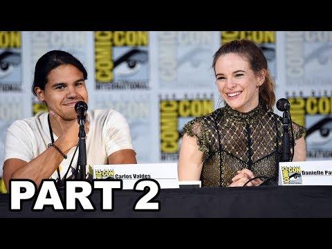 The Flash Panel Comic Con 2017 Part 2