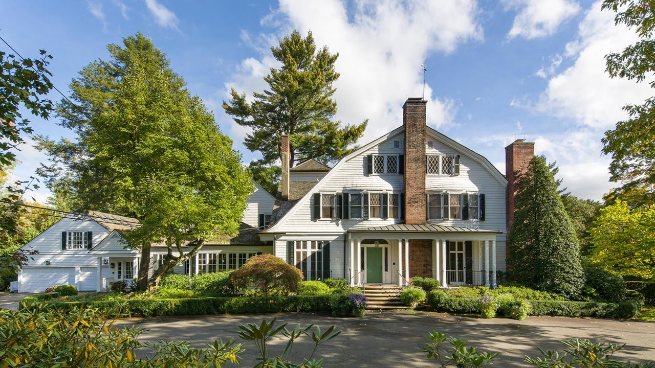 275 Bedford Road Chappaqua Ny Real Estate 10514 Youtube