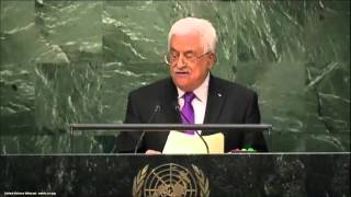UN Speeches: Palestine President Mahmoud Abbas