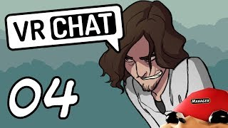 VRChat Gameplay | Ep 4: Knuckles Manager II: Manage Harder