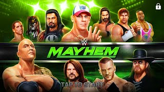 WWE MAYHEM GAMEPLAY - Android Gameplay Part 1