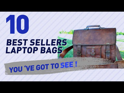 Komal's Passion Leather Laptop Bags // New & Popular 2017