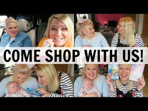 B&M COME SHOP WITH US & HAUL WITH LOUISE PENTLAND!