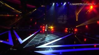 Vincenzo Cantiello - Tu primo grande amore (Italy) 2014 LIVE JESC 2014